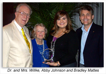 Dr. and Mrs. Willke, Abby Johnson, Bradley Mattes - Life Issues Institute